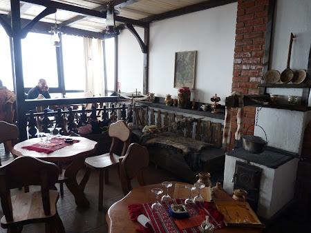 Imagini Romania: Restaurant Colibele Haiducilor Cozla