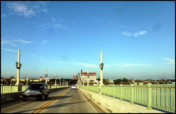 00 - Crossing the Bridge of Lions travel to WGV