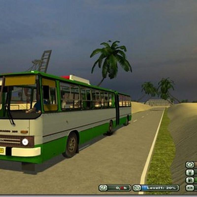 Farming simulator 2013 - Ikarus bus v 1.0