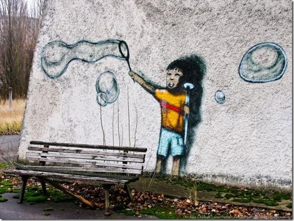 Grafite em Chernobyl (1)