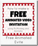 free animated video invitation