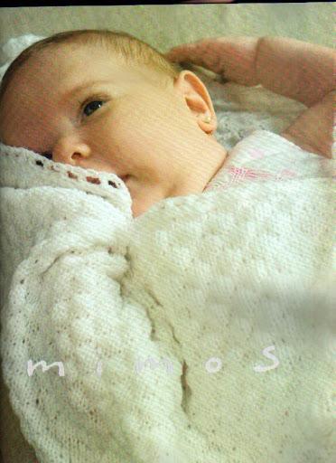 Tejidos a Dos Agujas Para Bebe