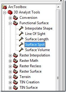 F2. Surface Spot