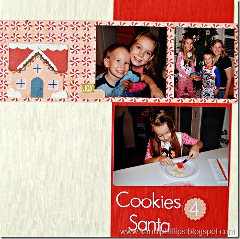 Cookies 4 Santa Gwynie
