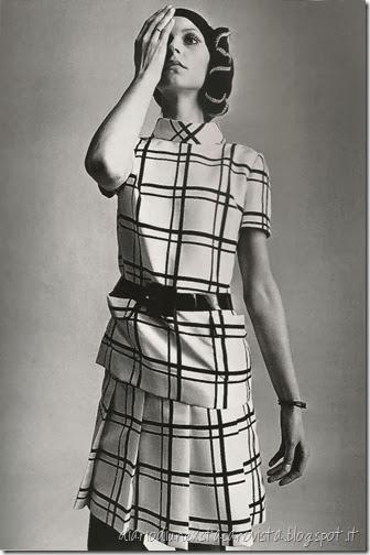 mod sixties fashion