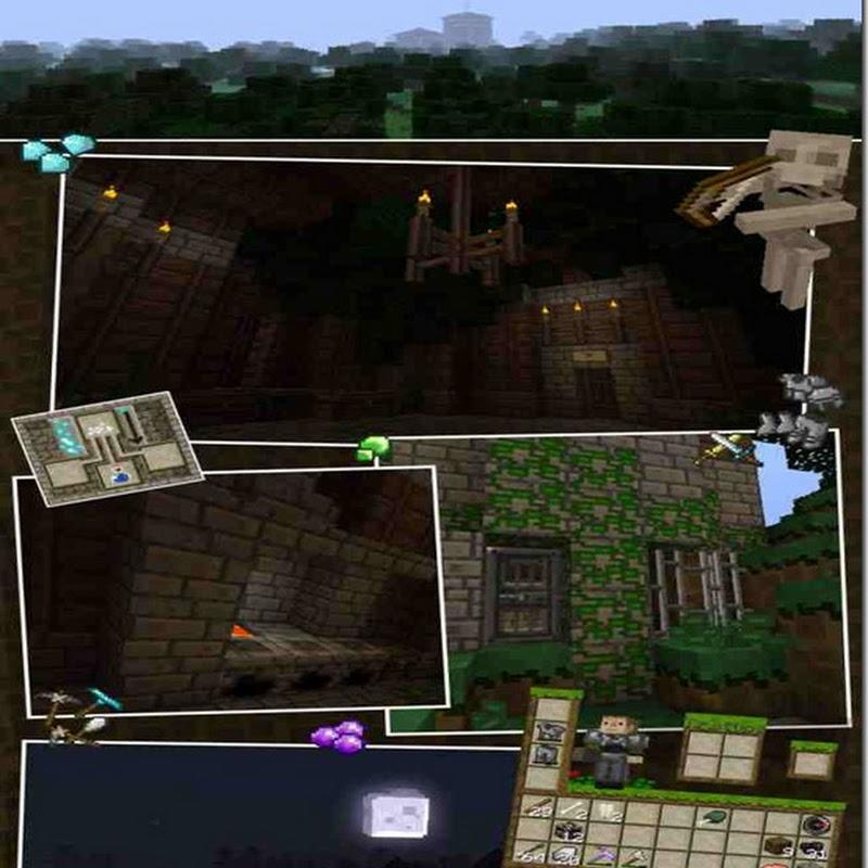 Minecraft 1.2.5 - Cubism Texture pack (16x)
