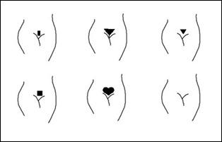 formas depilado