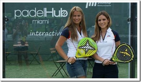 Drop Shot triunfa en el Sony Open de Miami, EE.UU y en la Feria Padel Pro Show 2014.