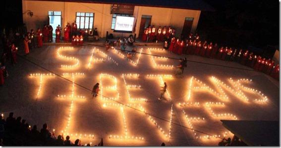 Save Tibetan Lives