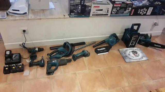 tools makita 18v