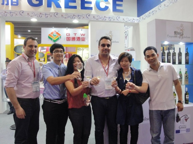 Ρομπόλα: Συμμετοχή του Συνεταιρισμού σε έκθεση στην Κίνα