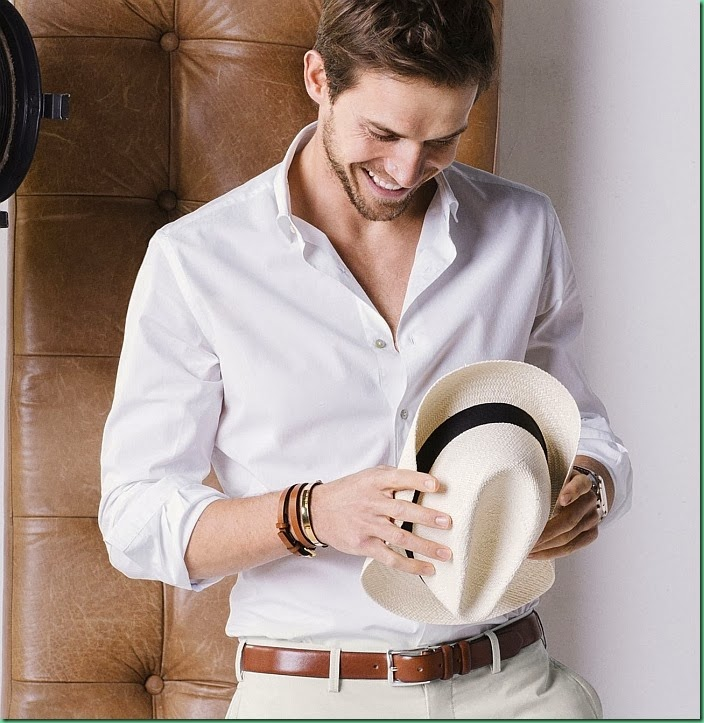 Andrew Cooper for Massimo Dutti NYC Limited Edition SS 2014