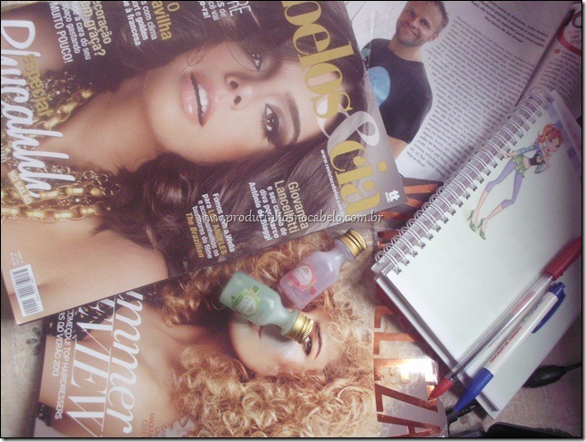 Revista Cabelos & Cia e Viva Beleza