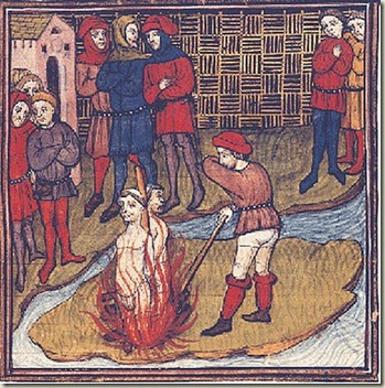 Cremação ou Fogueira 015 Templários