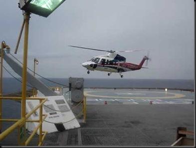 Helicoptero Augusta