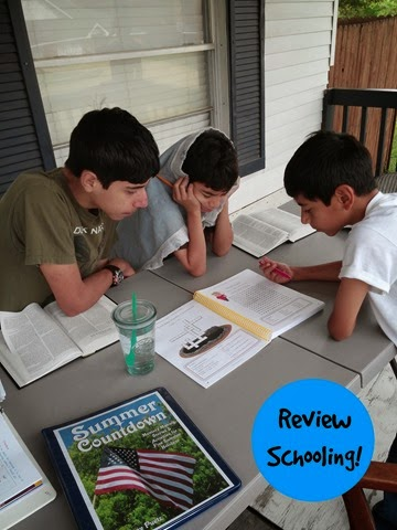 Review Schooling