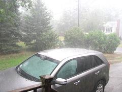 7.24.2012 heavy rainstorm