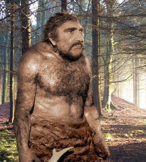 Neanderthal Sean Connery