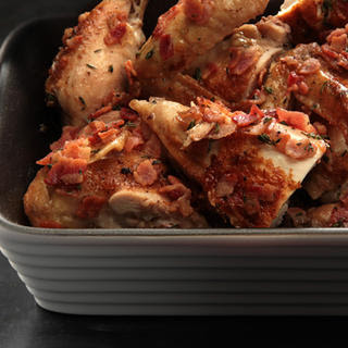 Rose Wine Chicken Recipes