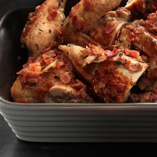 Rose Wine Chicken Recipes