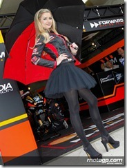 Paddock Girls Monster Energy Grand Prix de France  20 May  2012 Le Mans  France (14)