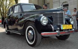 Opel Kapitan 1948