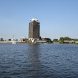 shell headquarters in Amsterdam, Noord Holland, Netherlands