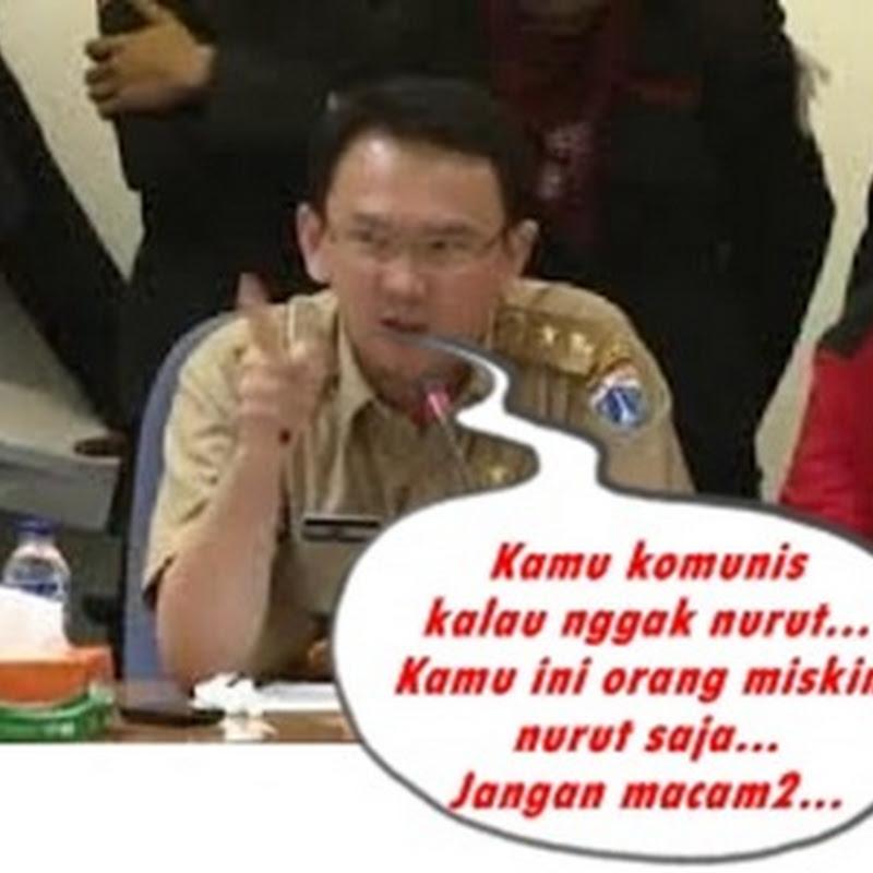 Ahok ngamuk : 2015, SPBU Jakarta Bebas BBM Bersubsidi !