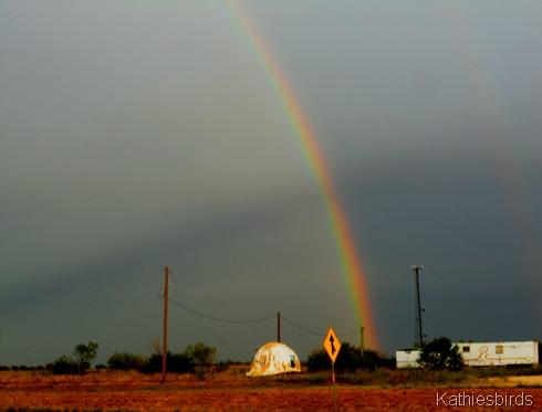 15. rainbow near odessa, Texas