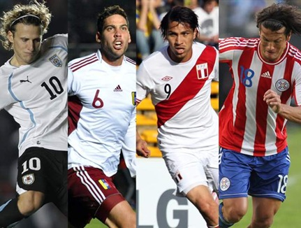 Eliminatorias Sudamericanas - Segunda Fecha