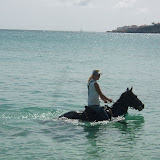 Horseback riding through the water - Courtesy of lh3.ggpht.com