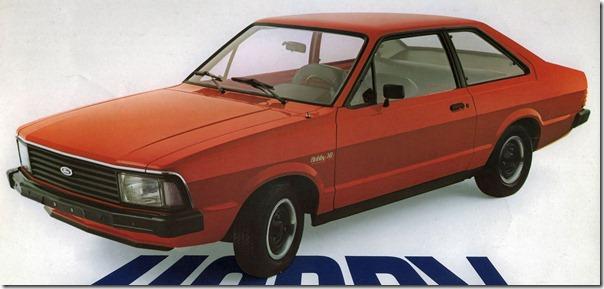 Ford Corcel II Hobby 1