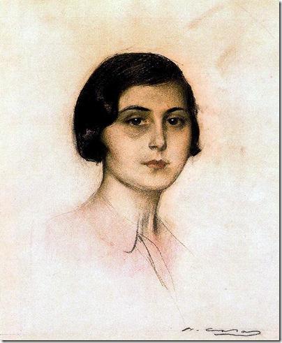 ramon casas i carbo_Dña. María Luisa Abadal