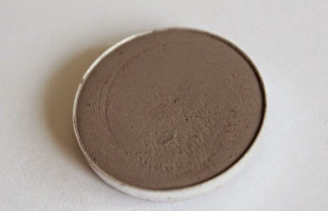 Mac copperplate eyeshadow review