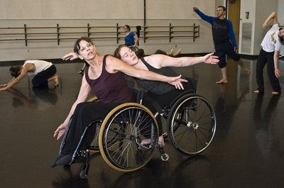 Integrated Dance Comes to UW