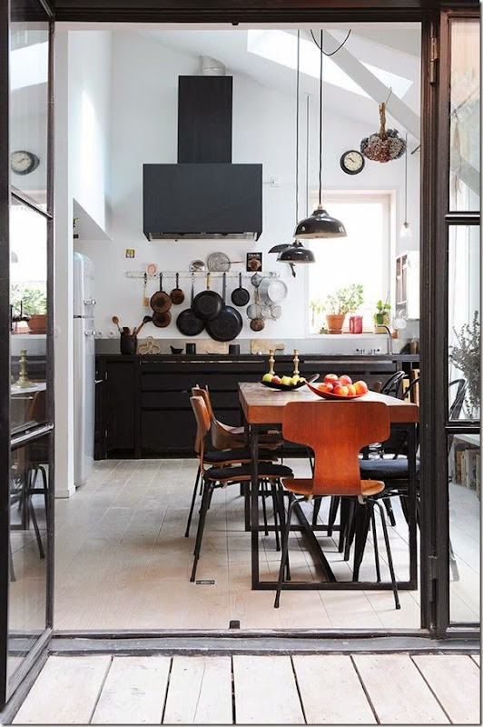 case e interni - cucina - parete vetro (4)