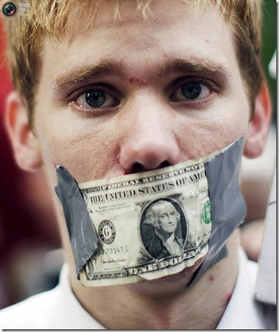 USA-PROTESTS/WALLSTREET