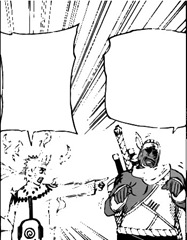 Bee e Naruto