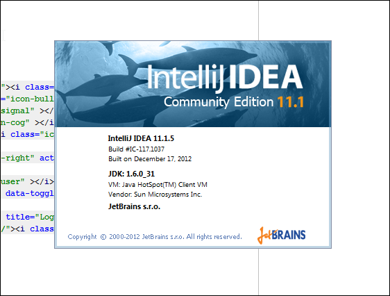 JetBrains IntelliJ IDEA Community Edition