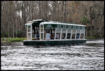 10 - Silver Springs - Glass Bottom Boat