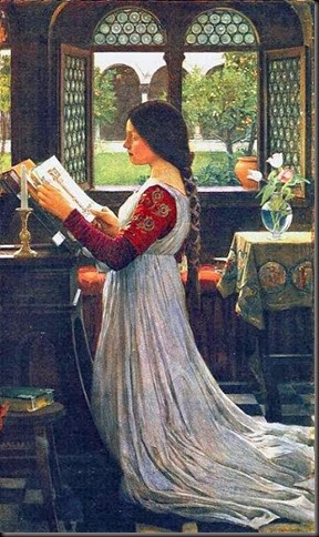 John_William_Waterhouse_-_The_Missal