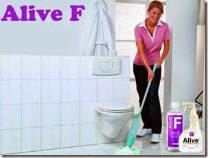 Alive ™ F Средство для полов и плитки