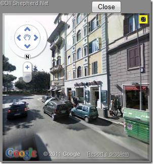 GoogleStreetViewV2