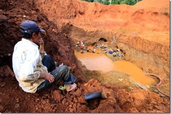 Minería en Bolivia