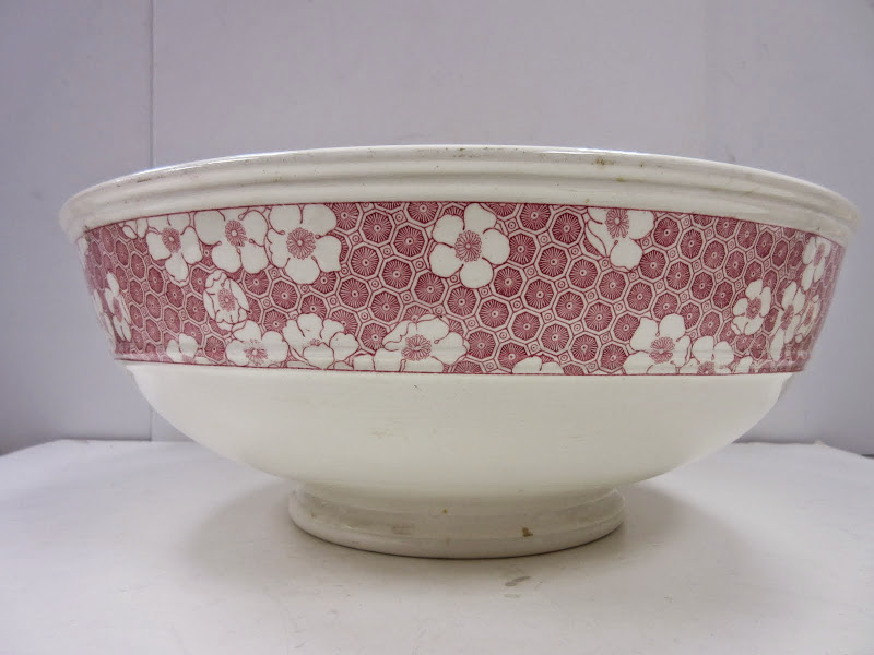 Brown Westhead Moore & Co. China Bowl