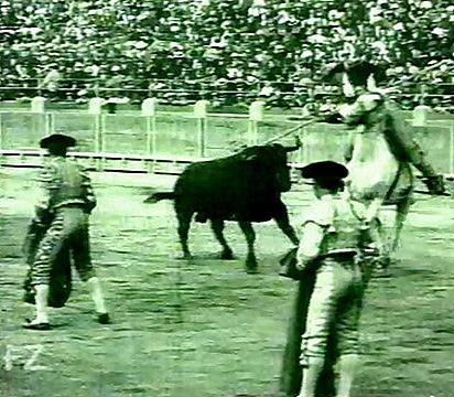 Zaragoza Joselito al quite