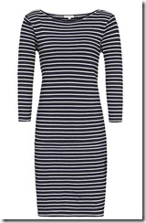 Reiss Gems Stripe Shift Dress