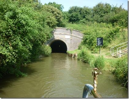 saddington tunnel east portal