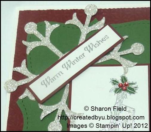 silver glimmer paper die cut snowflake