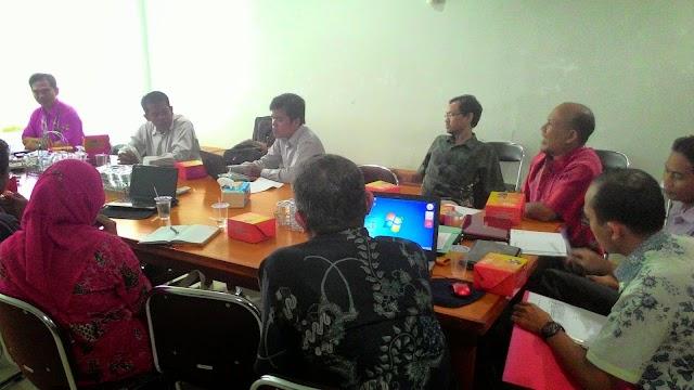 Penyusunan Asosiasi Program Studi Pendidikan Bahasa Inggris se-Lampung